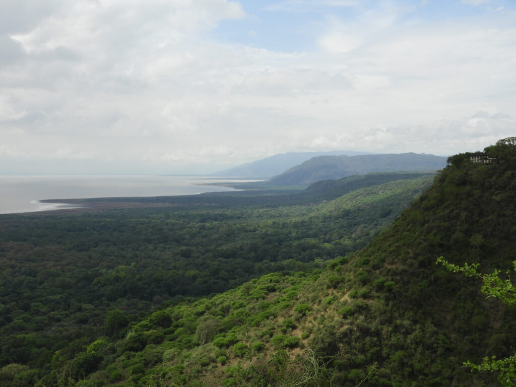 Rift Valley View Point Lake Manyara
