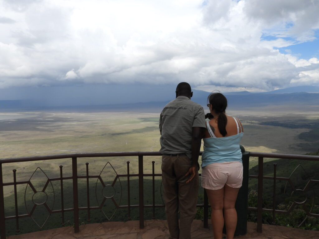 Ngorongoro Crater View Point
