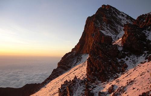 Mount Meru Peak