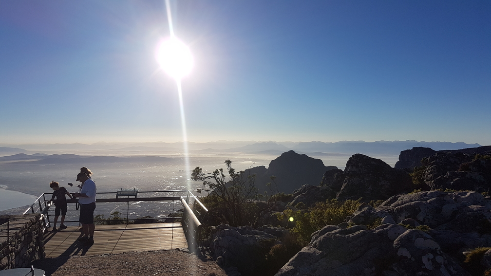 Table Mountain utsikt