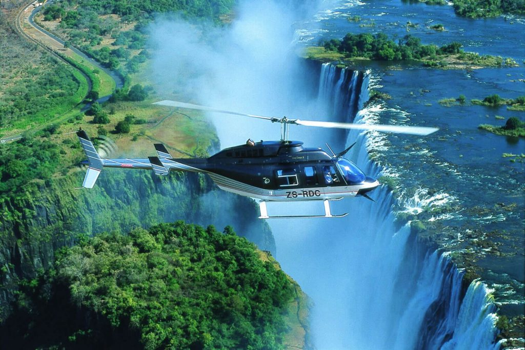 Vic Falls Helicopter