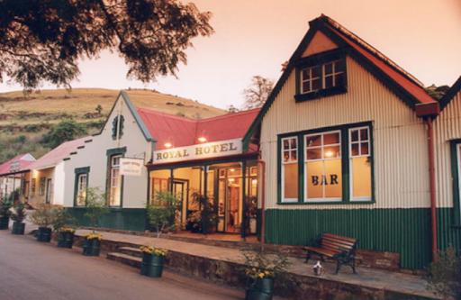 Pilgrim's Rest Sydafrika
